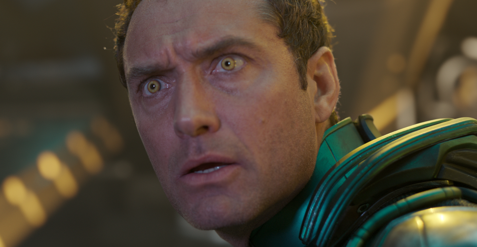 Jude Law as Yon-Rogg in Captain Marvel
