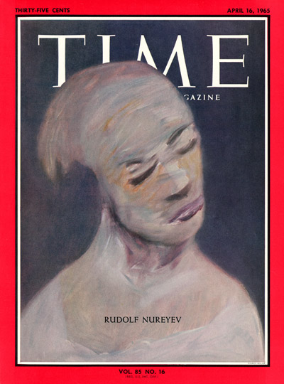 The Apr. 16, 1965, cover of TIME