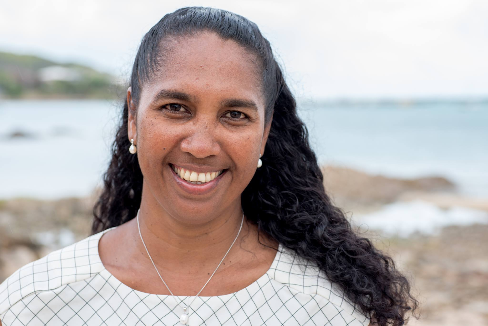 Vonda Malone is the indigenous leader and first female Mayor of the Torres Shire Council.