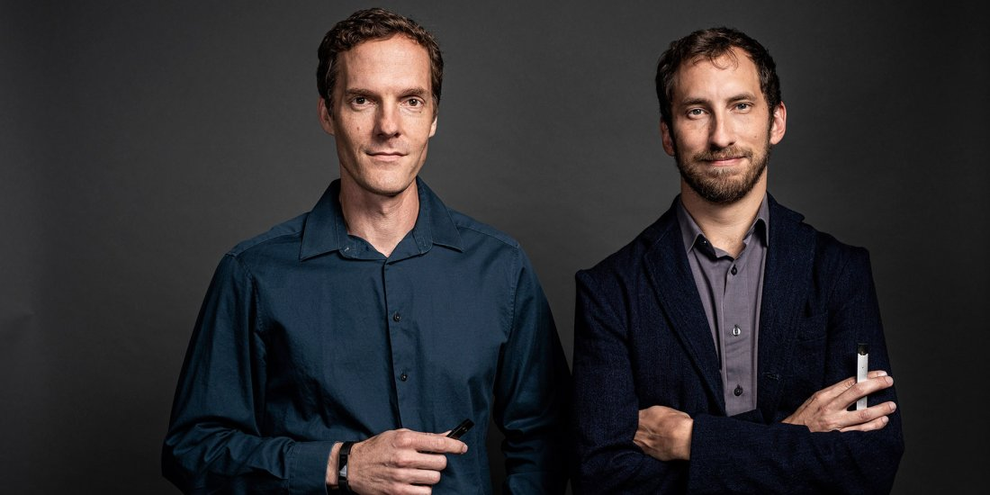 Adam Bowen and James Monsees, Founders of Juul