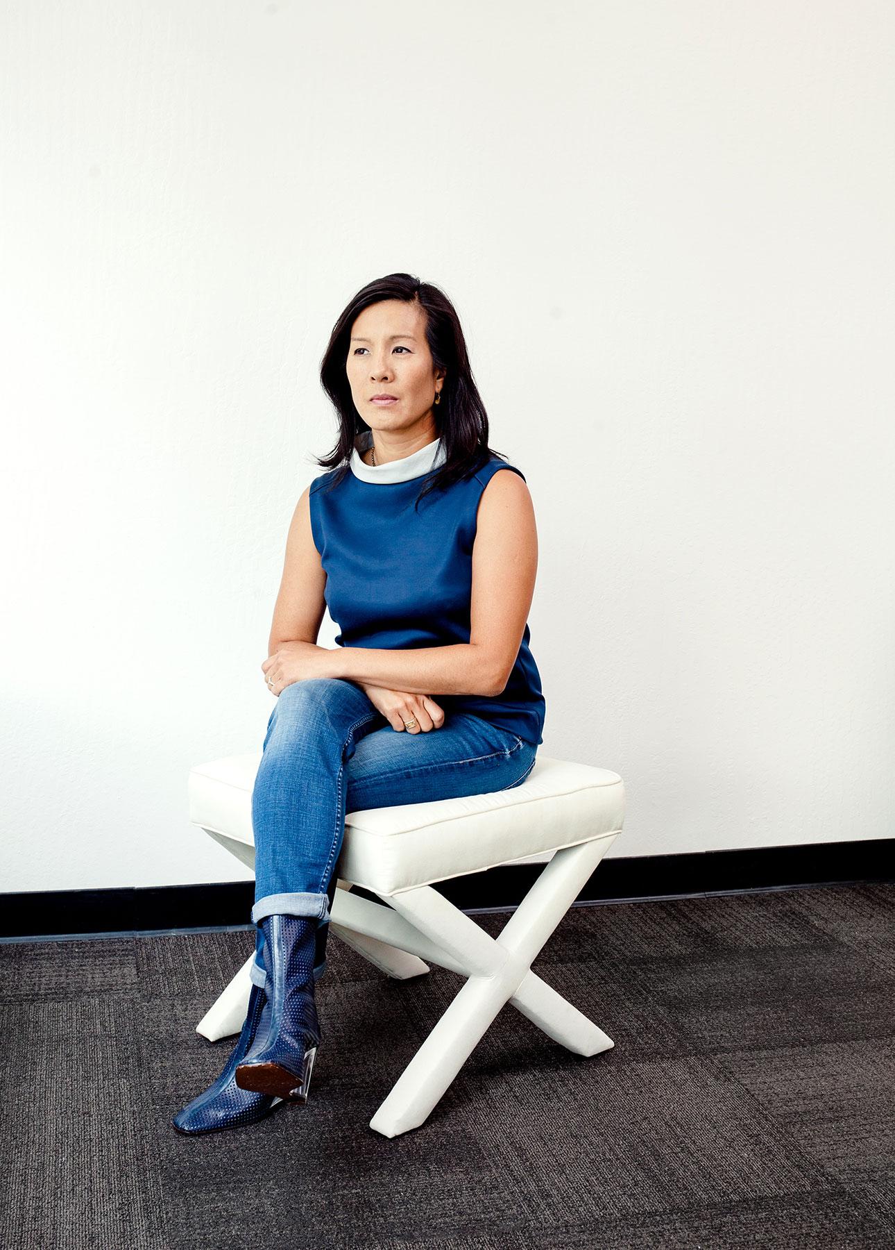 Aileen Lee, venture capital investor
