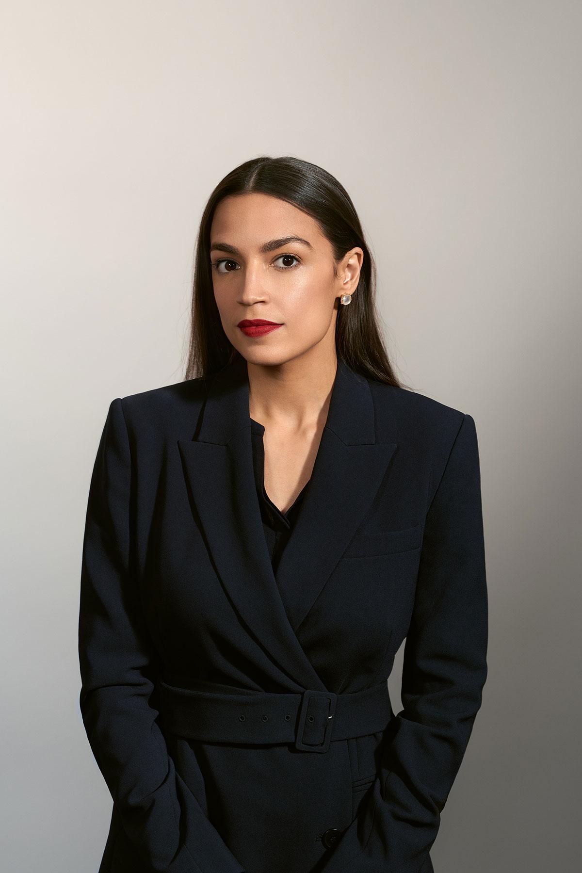 U.S. Representative Alexandria Ocasio-Cortez