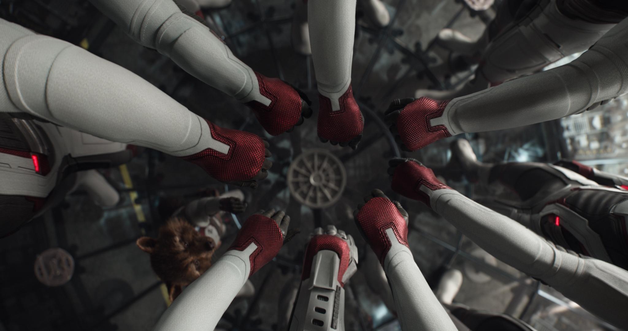 Still from 'Avengers: Endgame'.