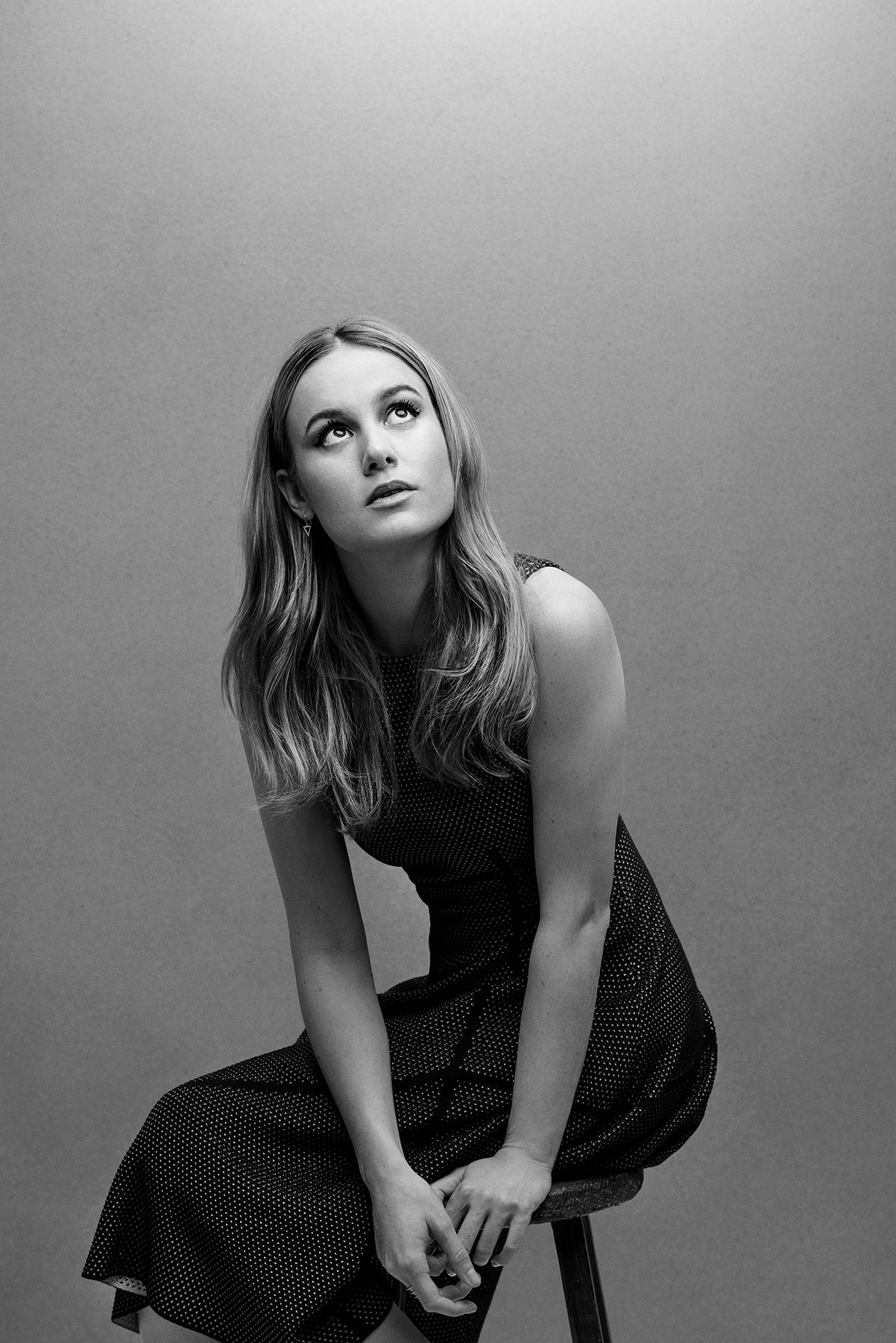 Actress and director Brie Larson