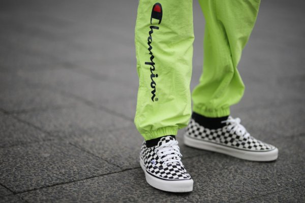 Champion's Logo Becomes Fashion Statement  Can It Last? | Time