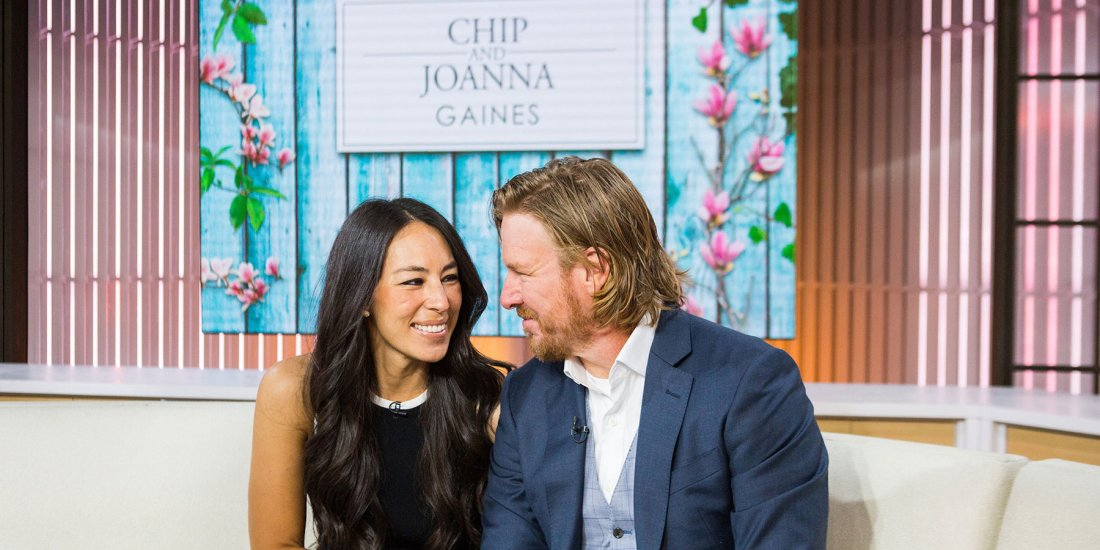 Chip and Joanna Gaines, owners of Magnolia and stars of TV show 'Fixer Upper'