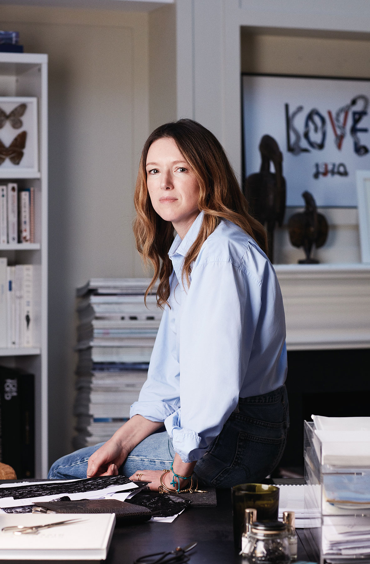 Clare Waight Keller, stylist and fashion designer