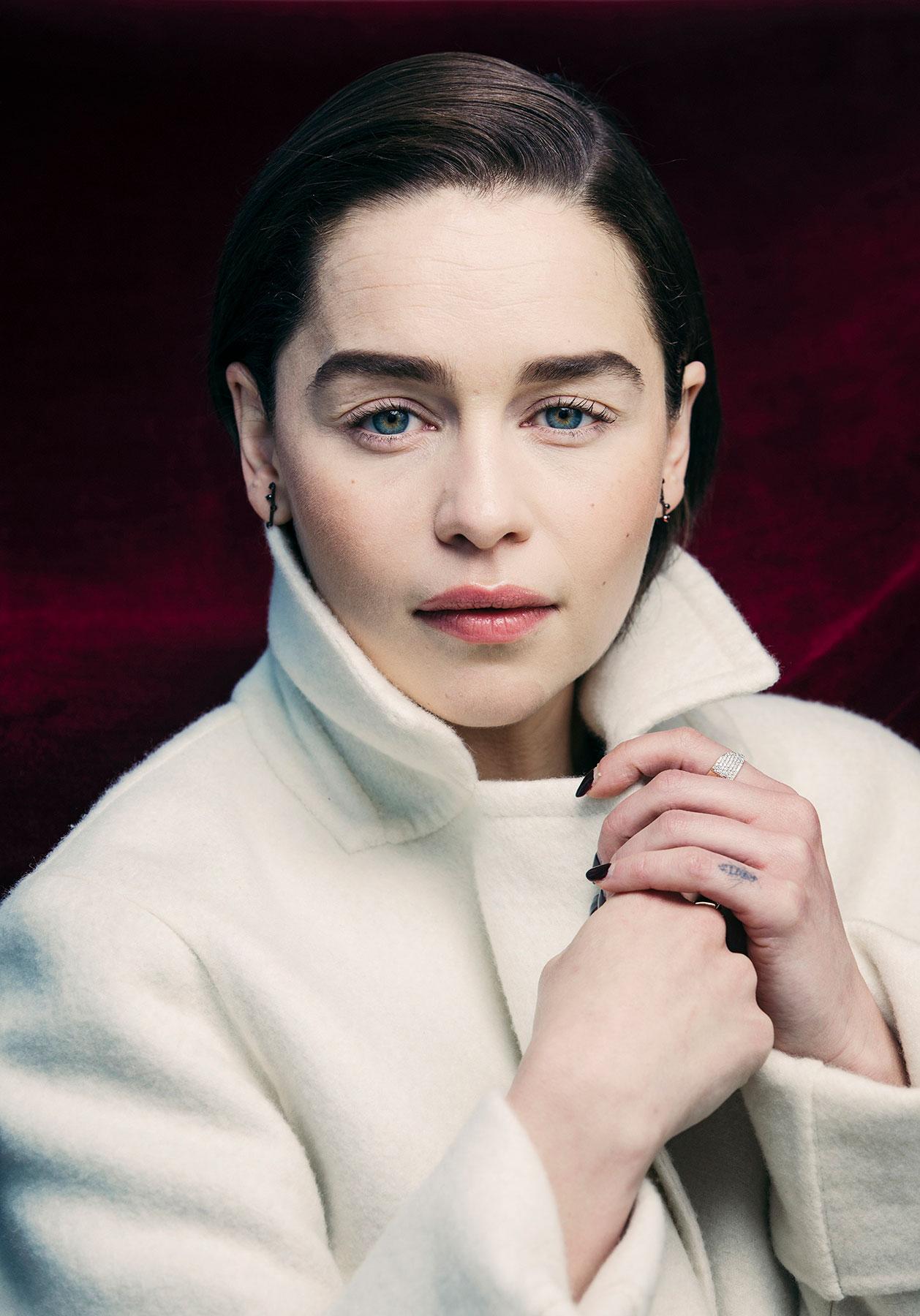 """""""Game of Thrones"""" star Emilia Clarke"""
