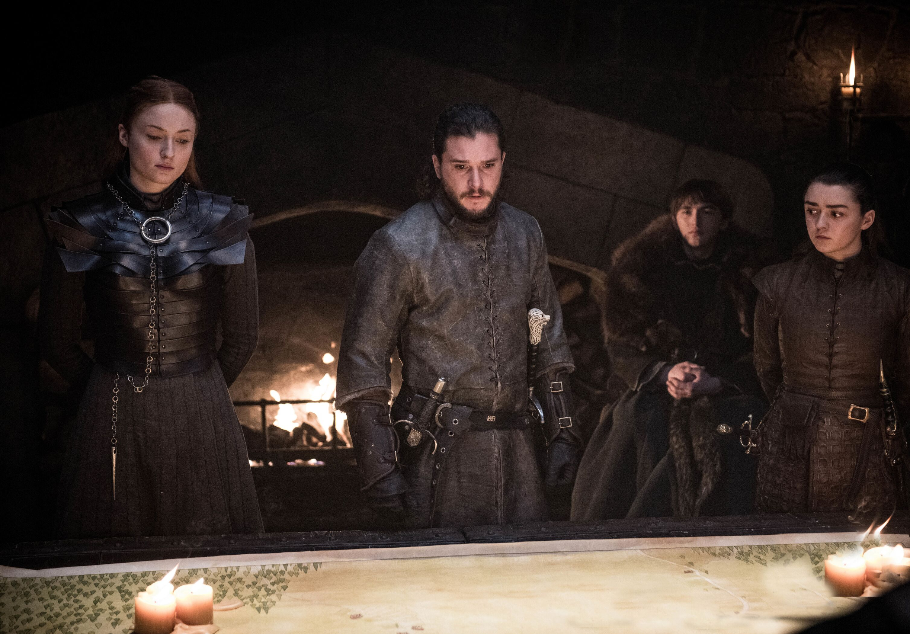 Game of Thrones season 8 episode 2 builds up to the Battle of Winterfell