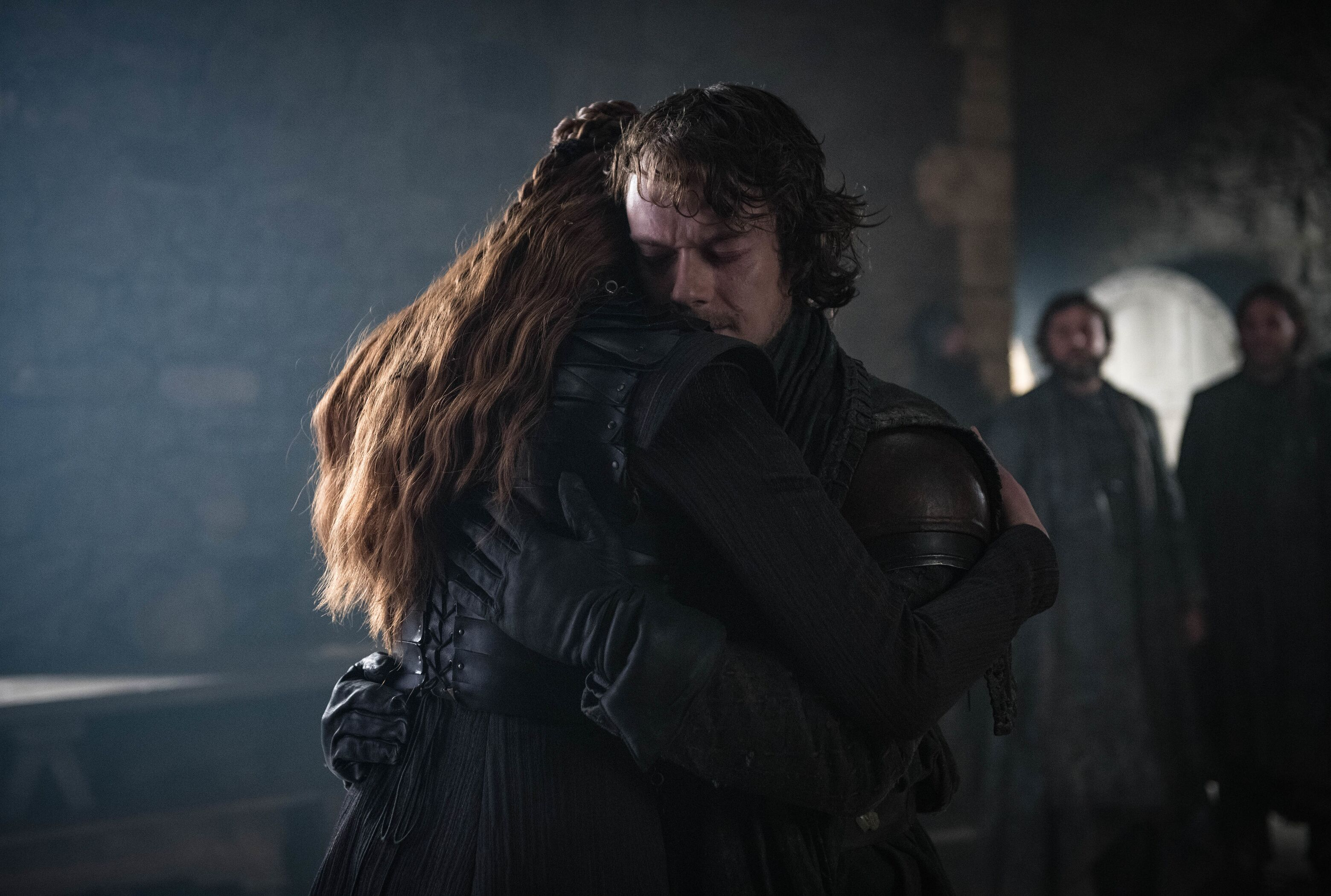 A homecoming for Theon on Game of Thrones
