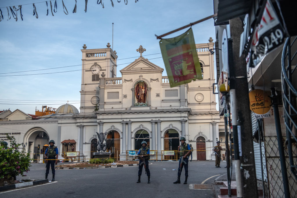 More than 300 people were killed with hundreds more injured after coordinated attack on churches and hotels on Easter Sunday rocked three churches and three luxury hotels in Sri Lanka.