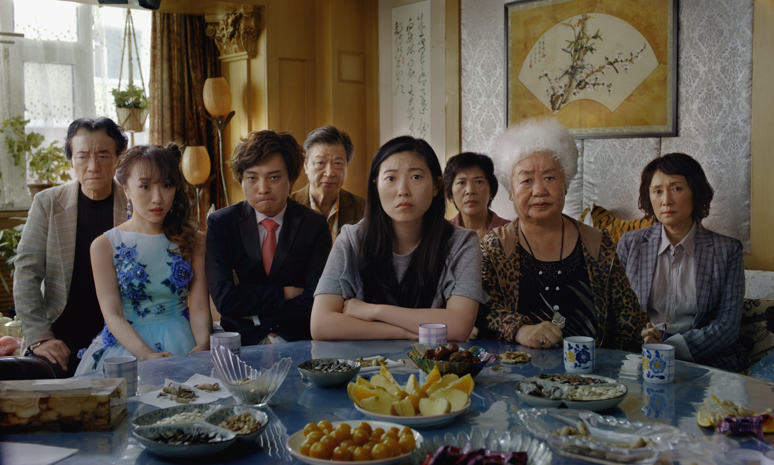 Awkwafina stars in The Farewell, written and directed by Lulu Wang.