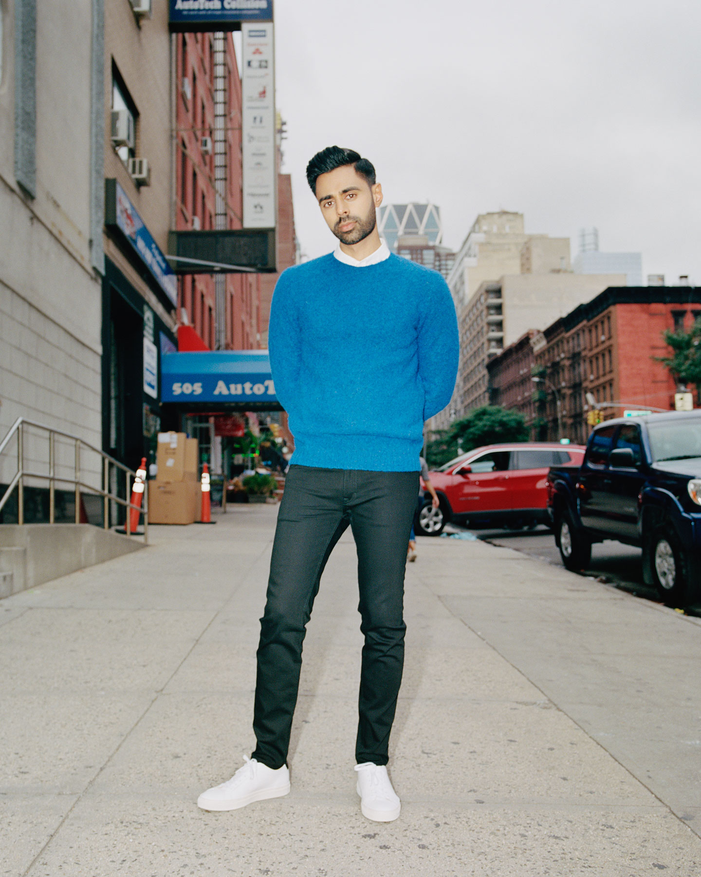 Hasan Minhaj comedian, writer, producer, political commentator, actor, and television host