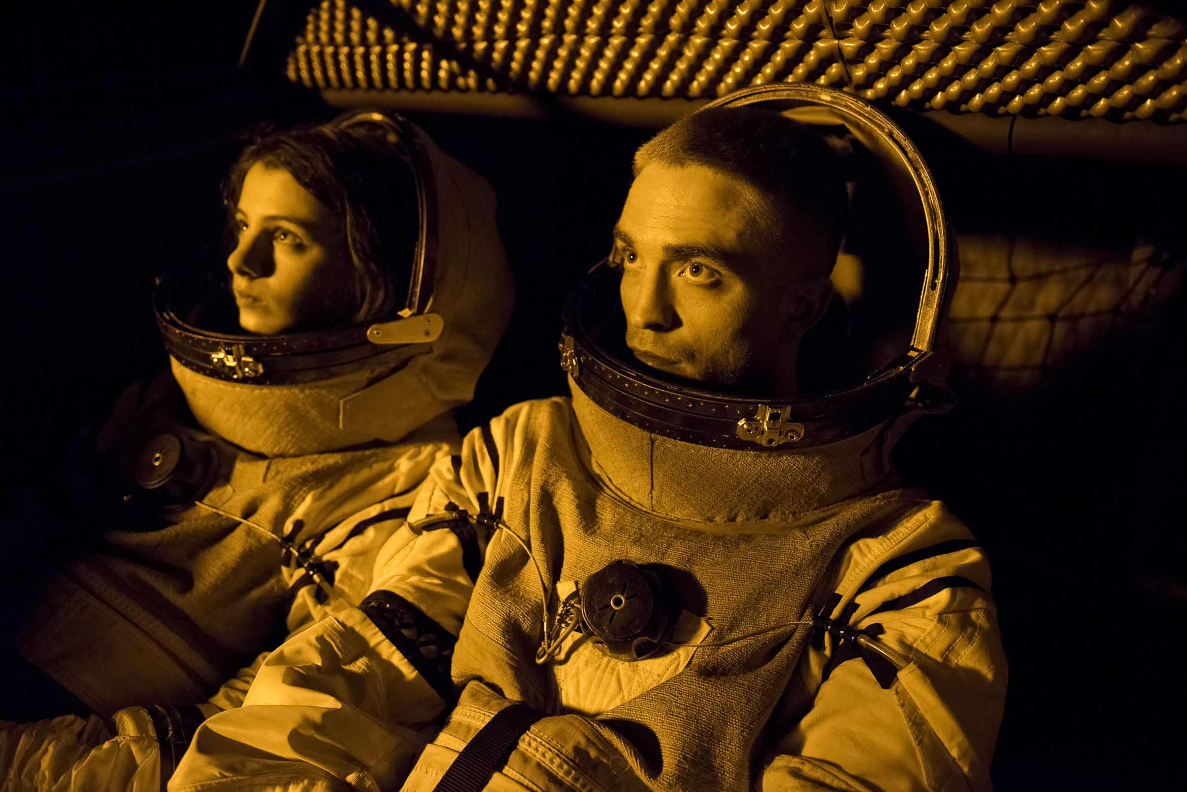 Jessie Ross and Robert Pattinson face the unknown in High Life