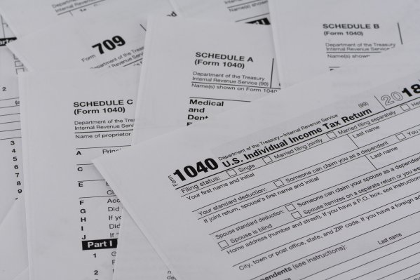 Why the IRS Should Pay People More in Their Tax Refunds | Time