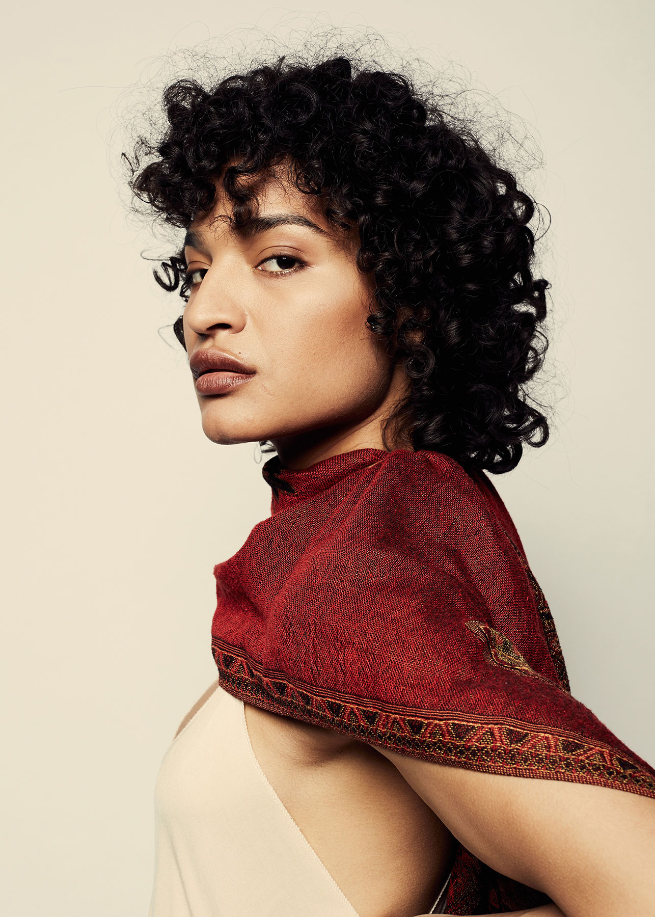 Actor Indya Moore