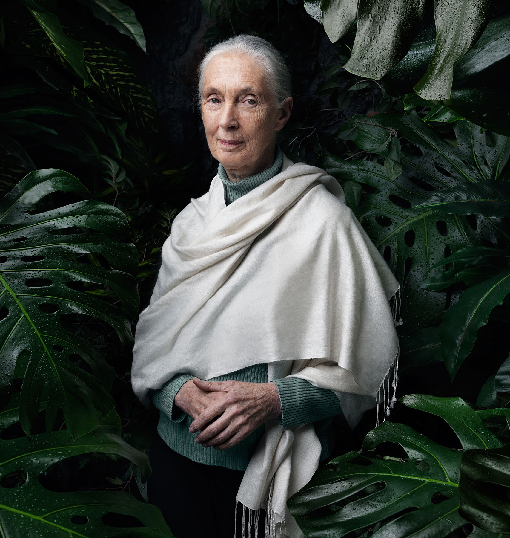 Jane Goodall, primatologist and anthropologist