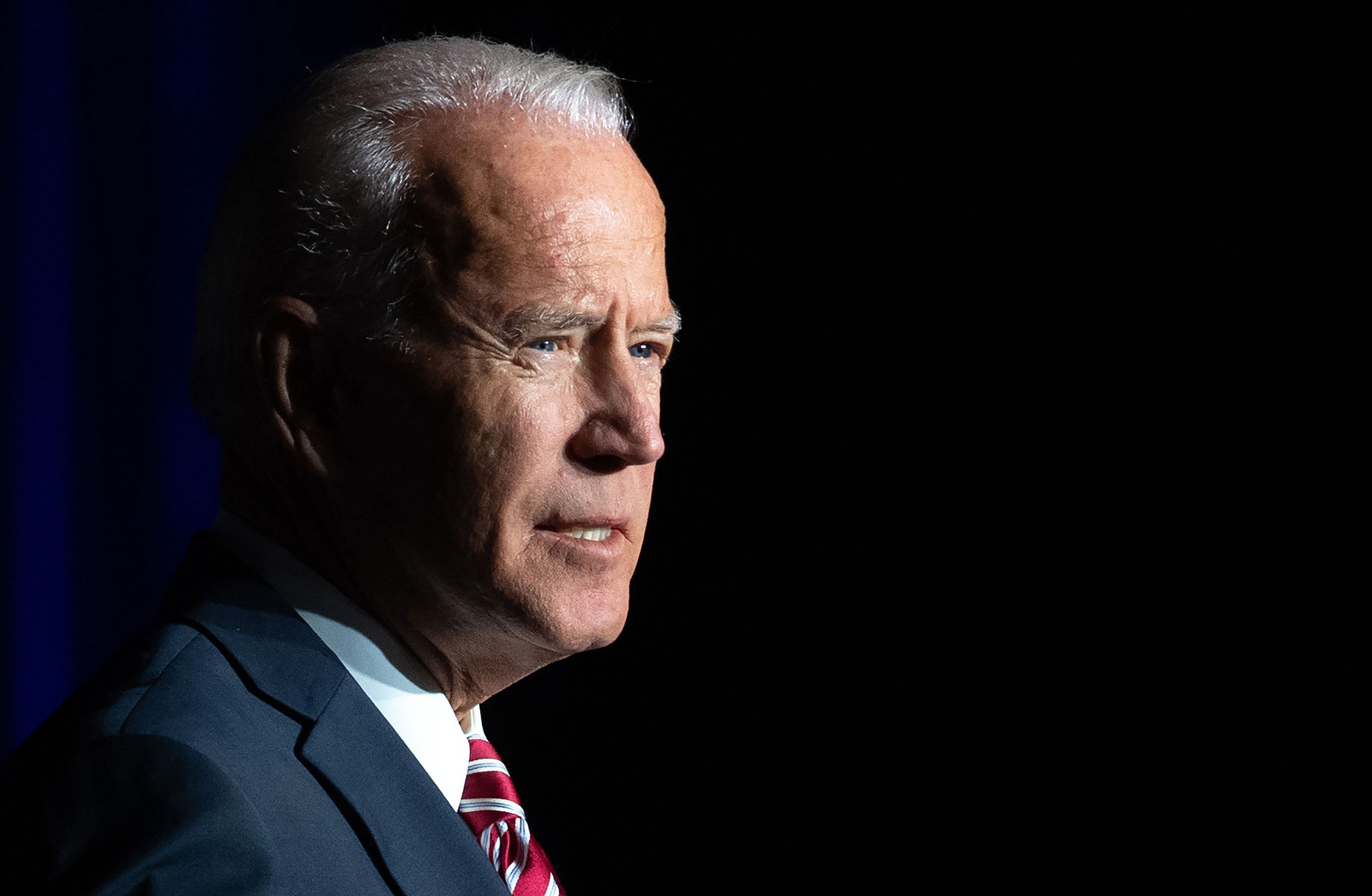 The Democratic Party and Joe Biden, here at an event in March, face turning points