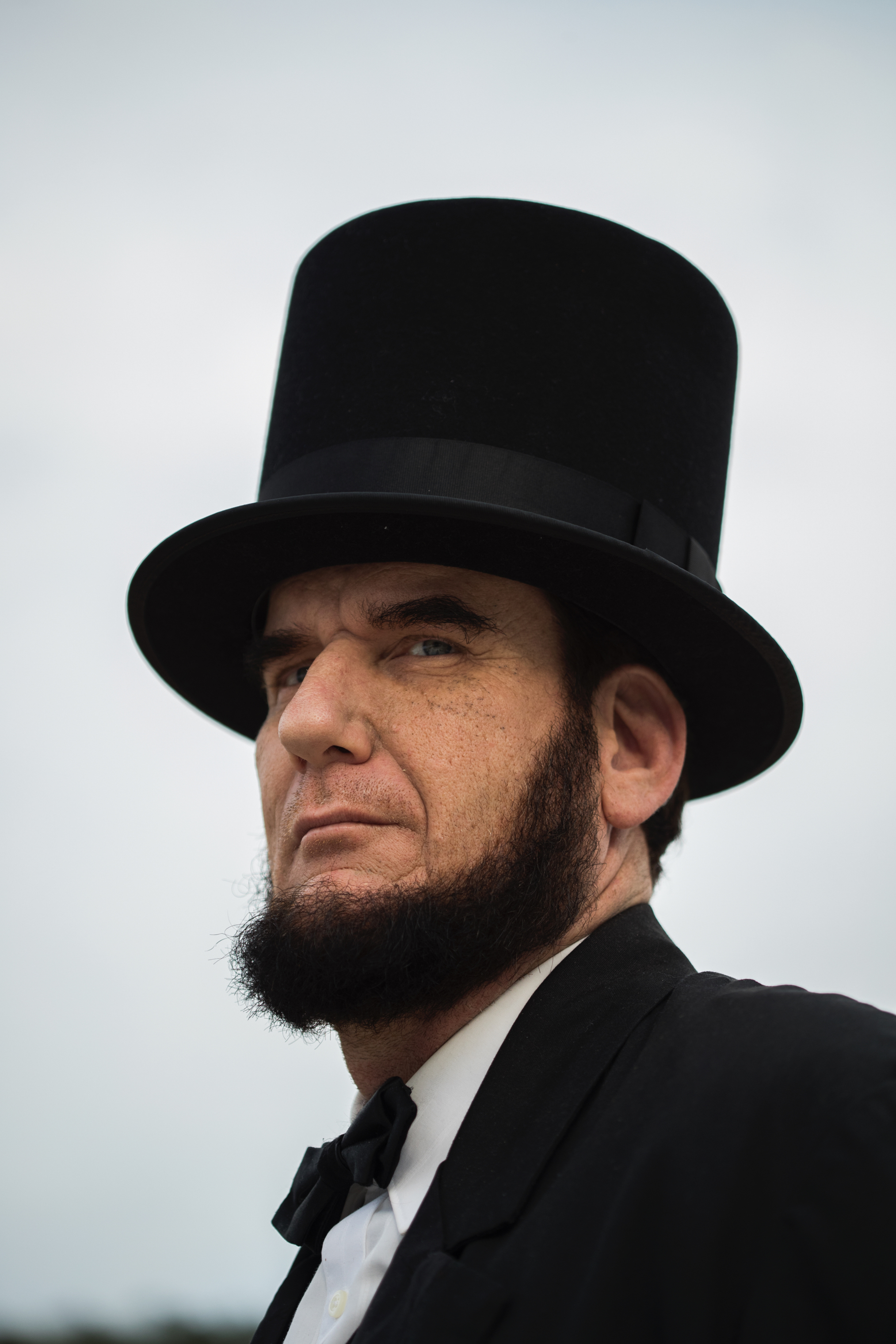 Lincoln impersonators