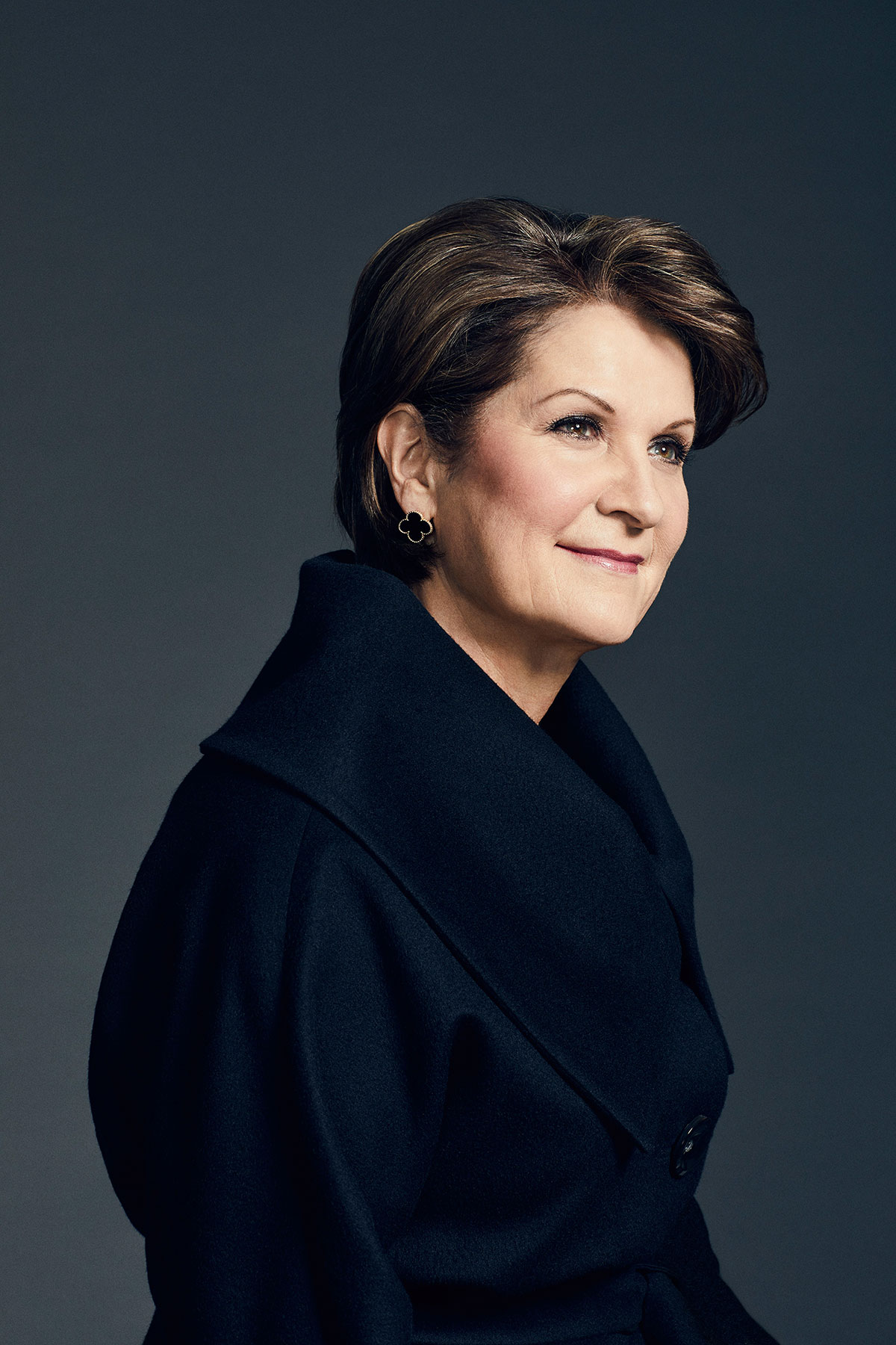 Chairman, CEO, and president of Lockheed Martin, Marillyn Hewson