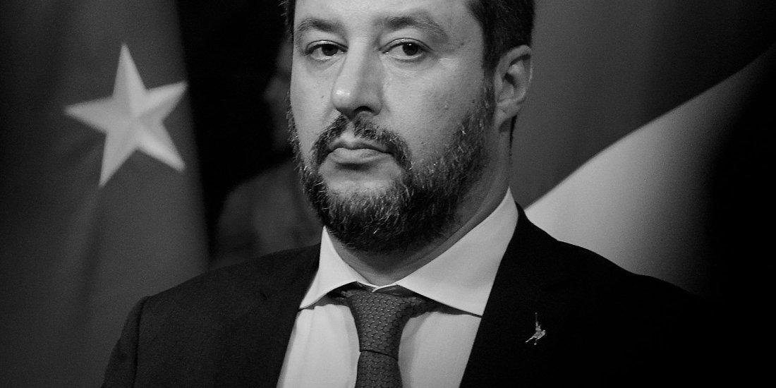 Deputy Prime Minister of Italy Matteo Salvini