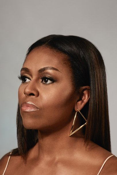 Former first lady of the U.S. Michelle Obama
