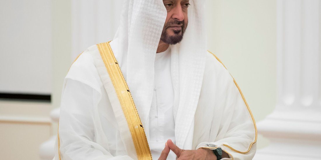 Abu Dhabi Crown Prince Mohammed bin Zayed al-Nahayan