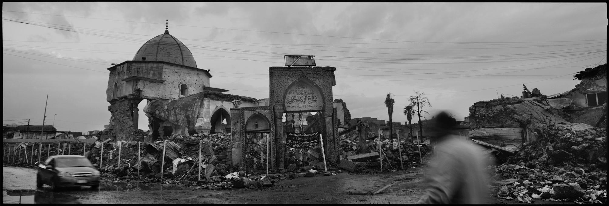Mosul, Iraq. November, 2018.