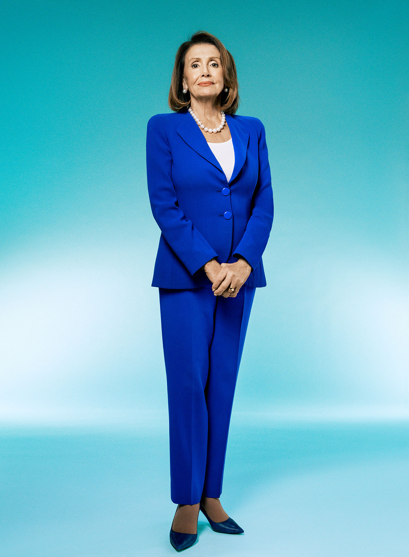U.S. Speaker of the House Nancy Pelosi