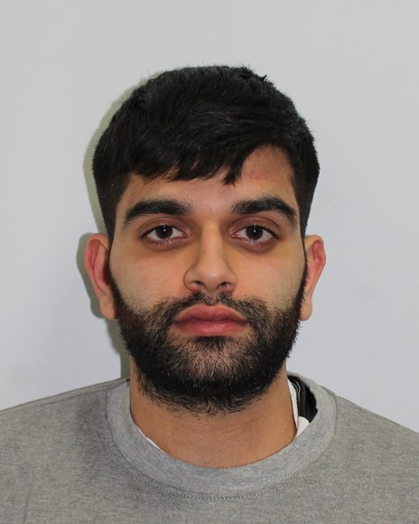 Zain Qaiser, 24, has been jailed for more than six years for his involvement with an organized cyber crime group.