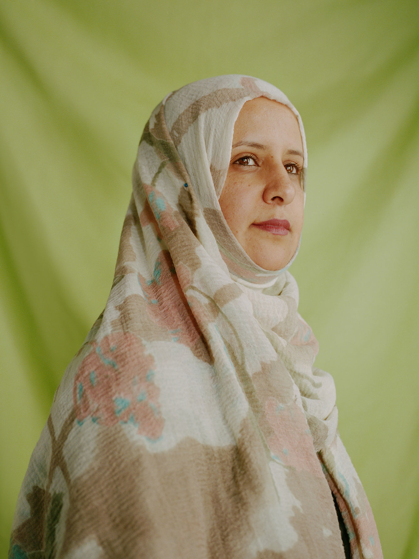 Yemeni human rights activist Radhya al-Mutawakel