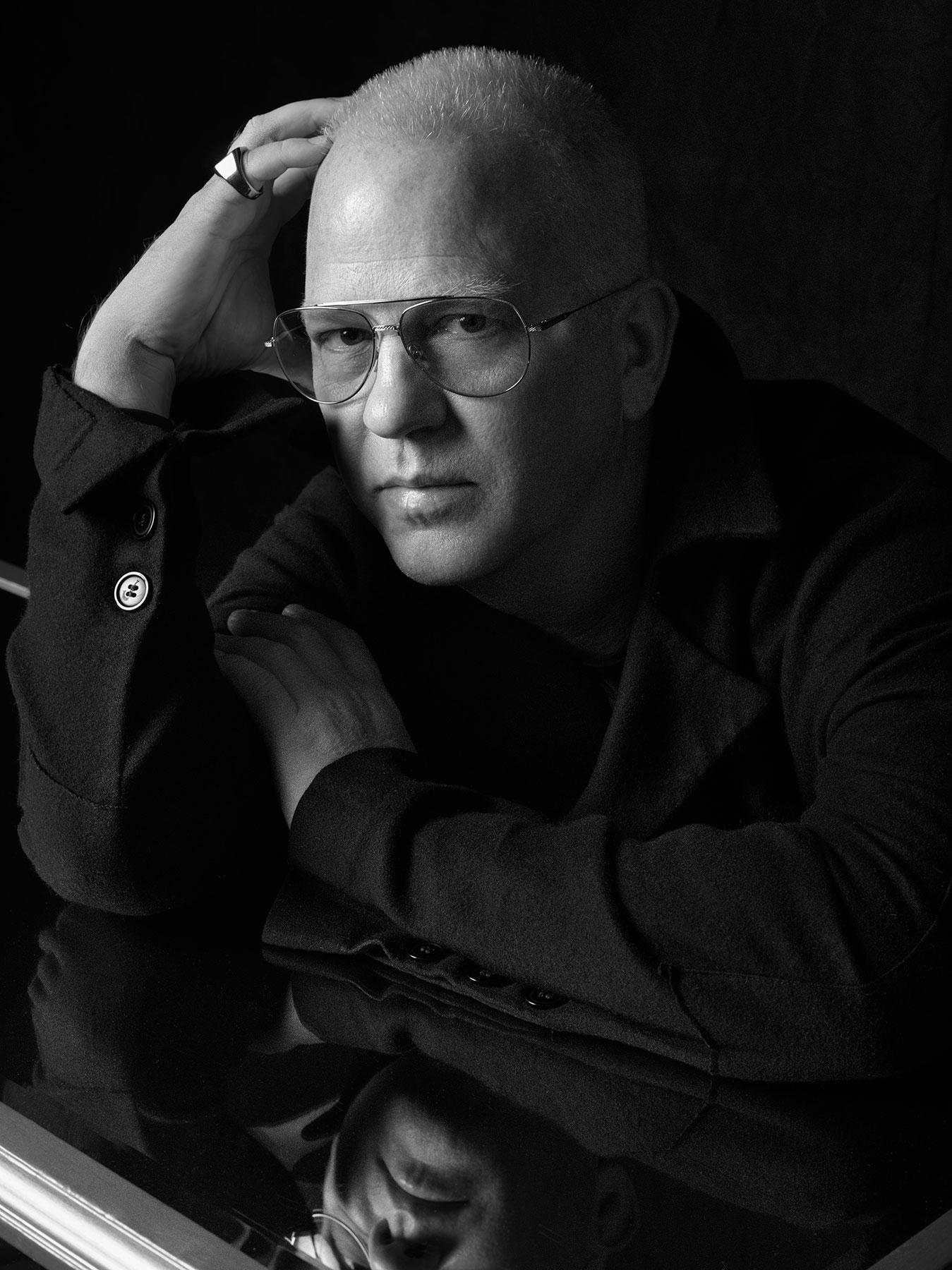 American screenwriter Ryan Murphy