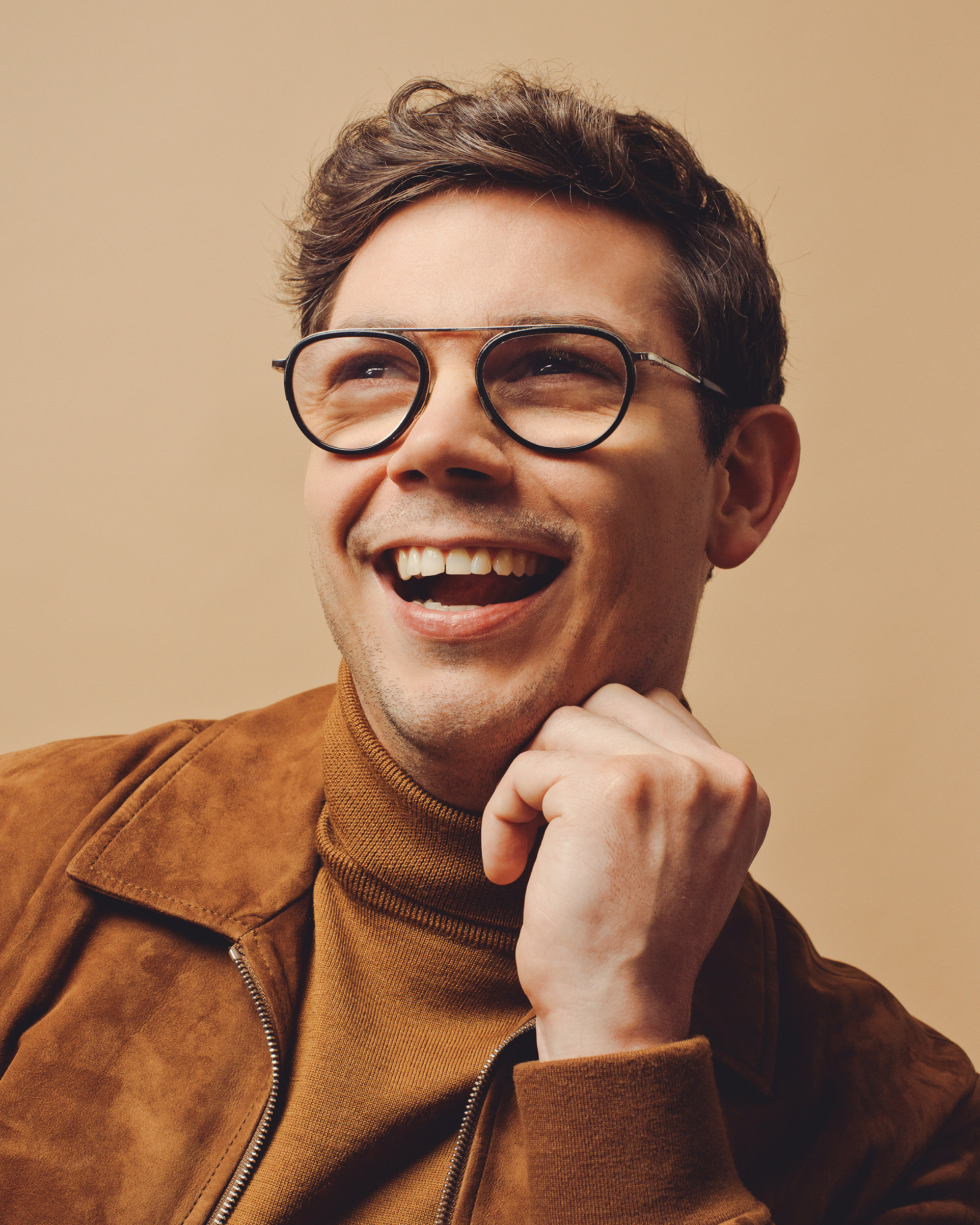 "O'Connell knows a leading role is rare for an actor with a disability: ""I never thought I could be the star of the show,"" he says"