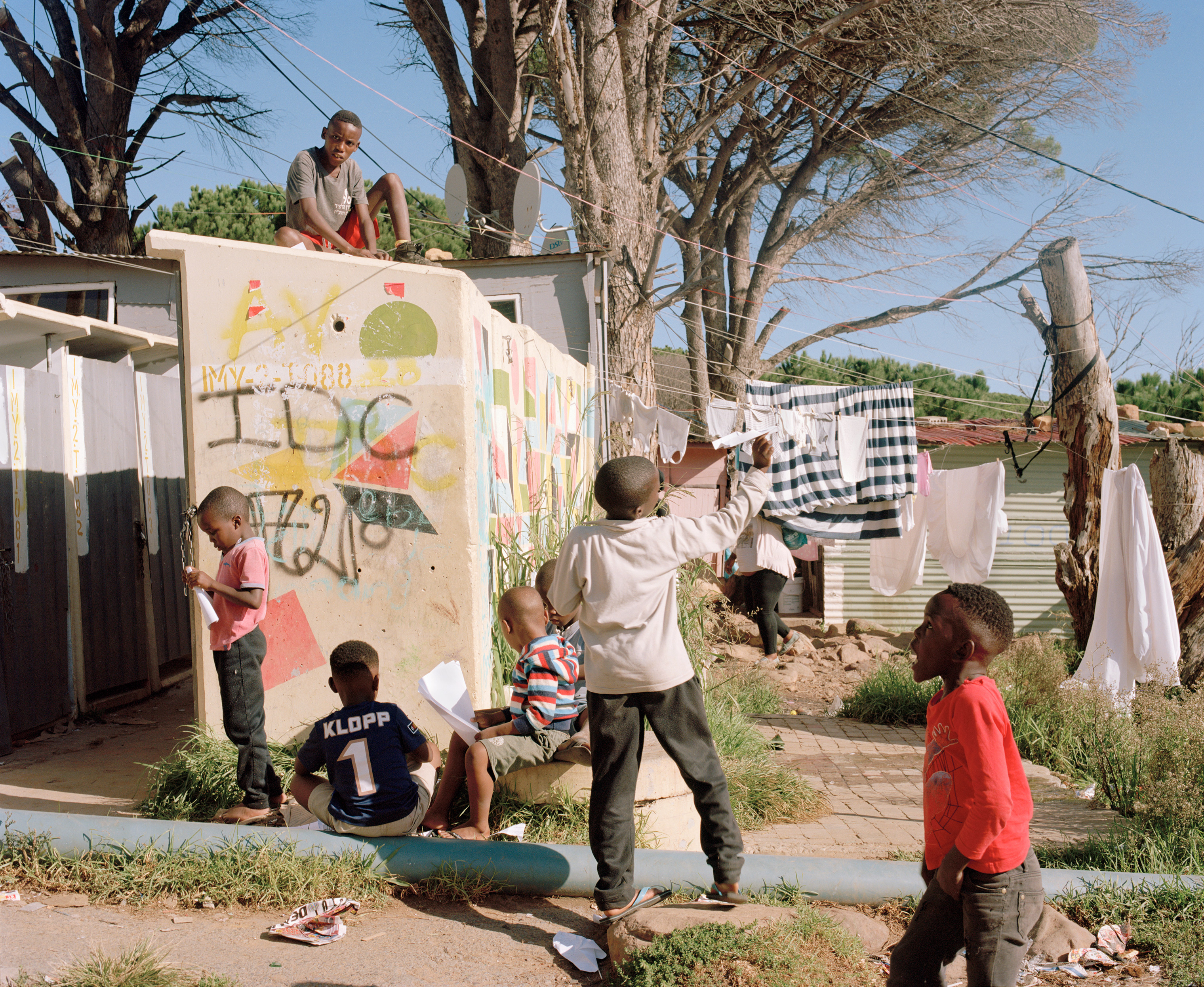 There are 2,700 informal settlements like Imizamo Yethu across the country.