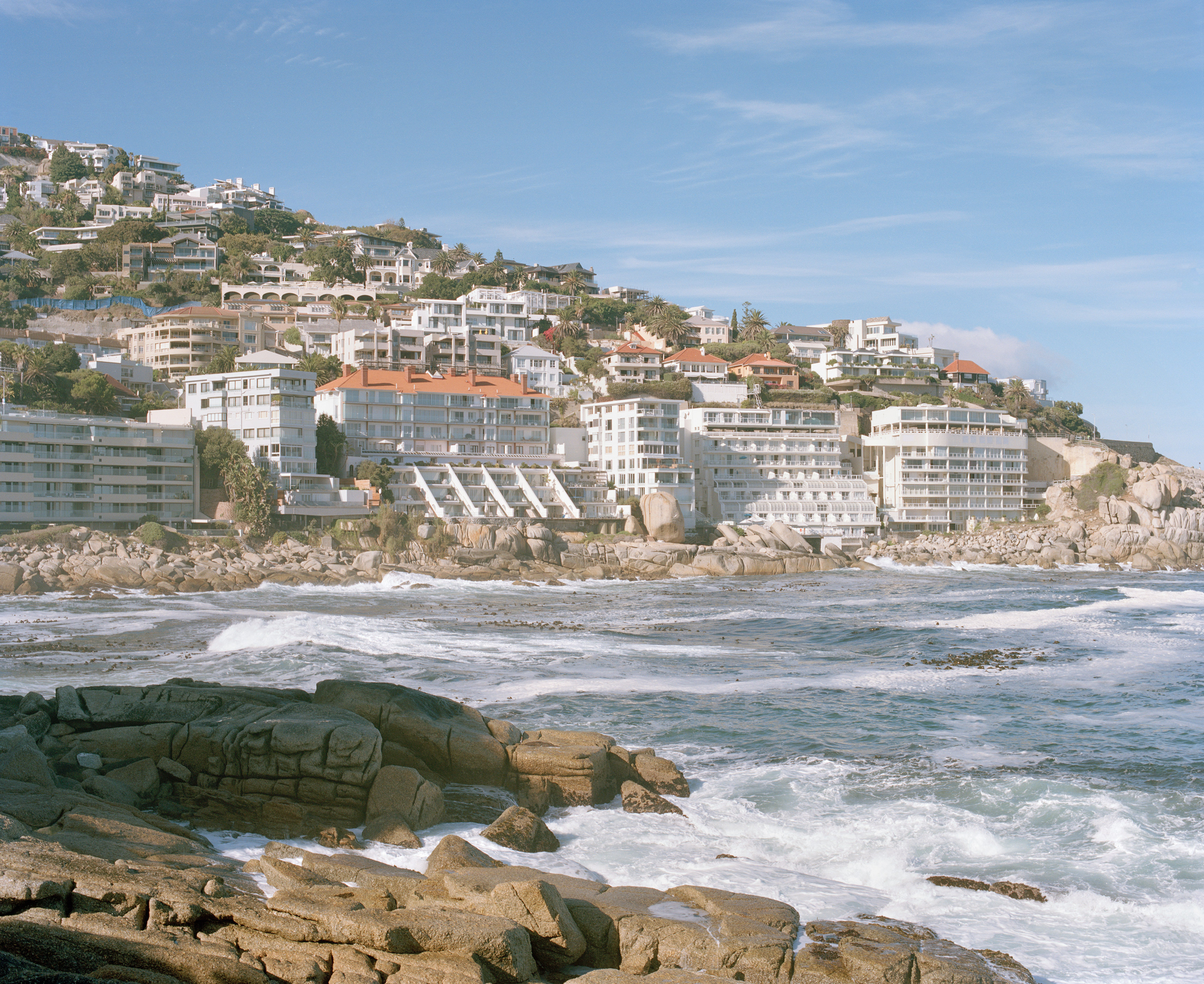 A view of Bantry Bay. The World Bank last year deemed South Africa the world's most unequal society.