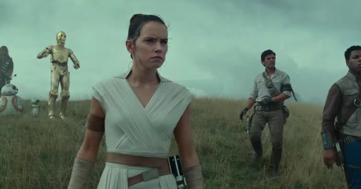Star Wars The Rise Of Skywalker Trailer What We Learned Time