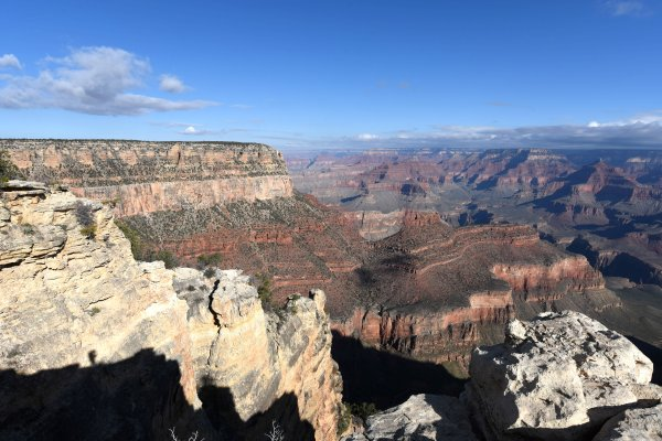 Officials Say Falling Deaths At Grand Canyon Not Unusual Time
