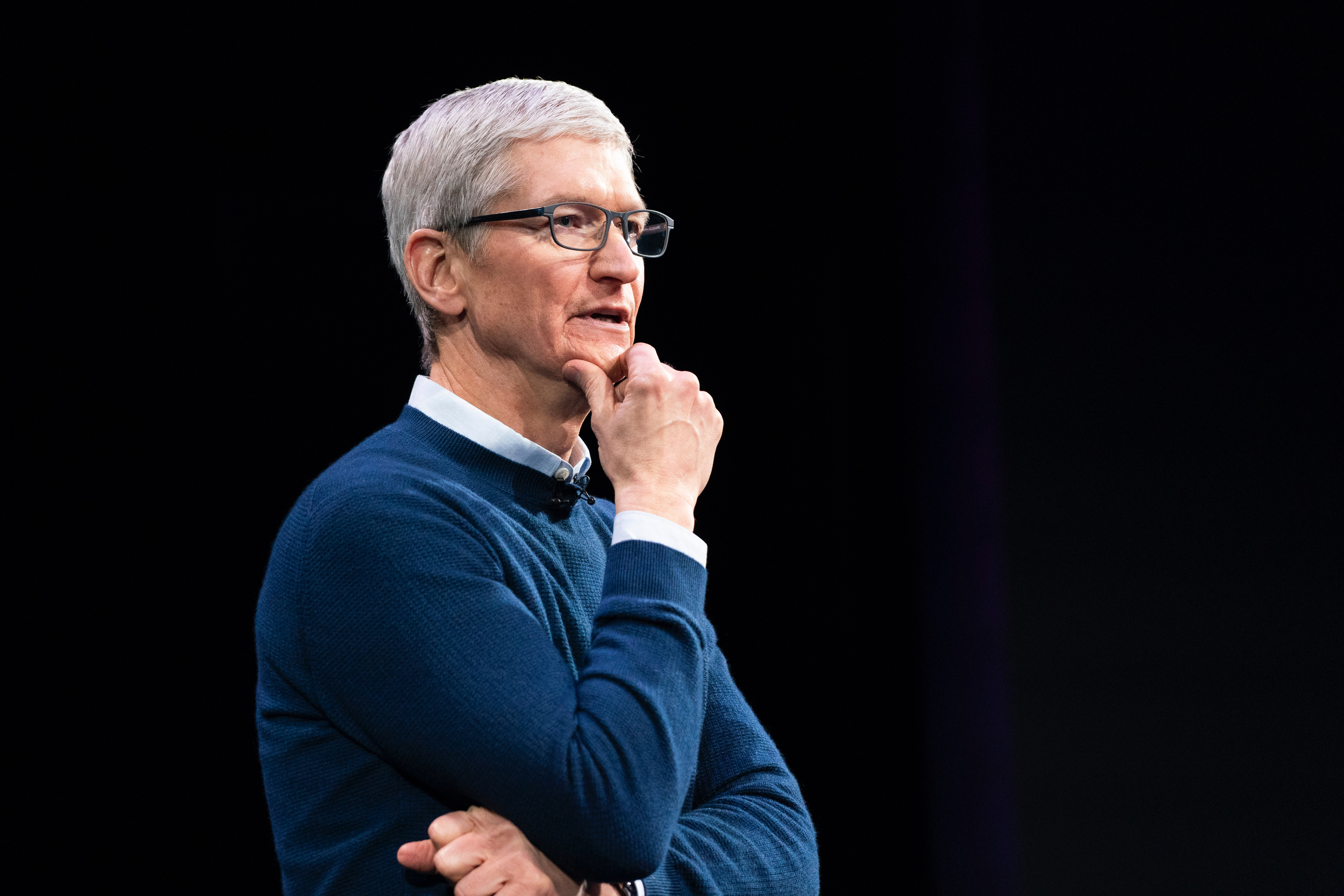 Apple CEO Tim Cook will join the TIME 100 Summit on April 23, 2019 in New York City to discuss leadership and innovation.