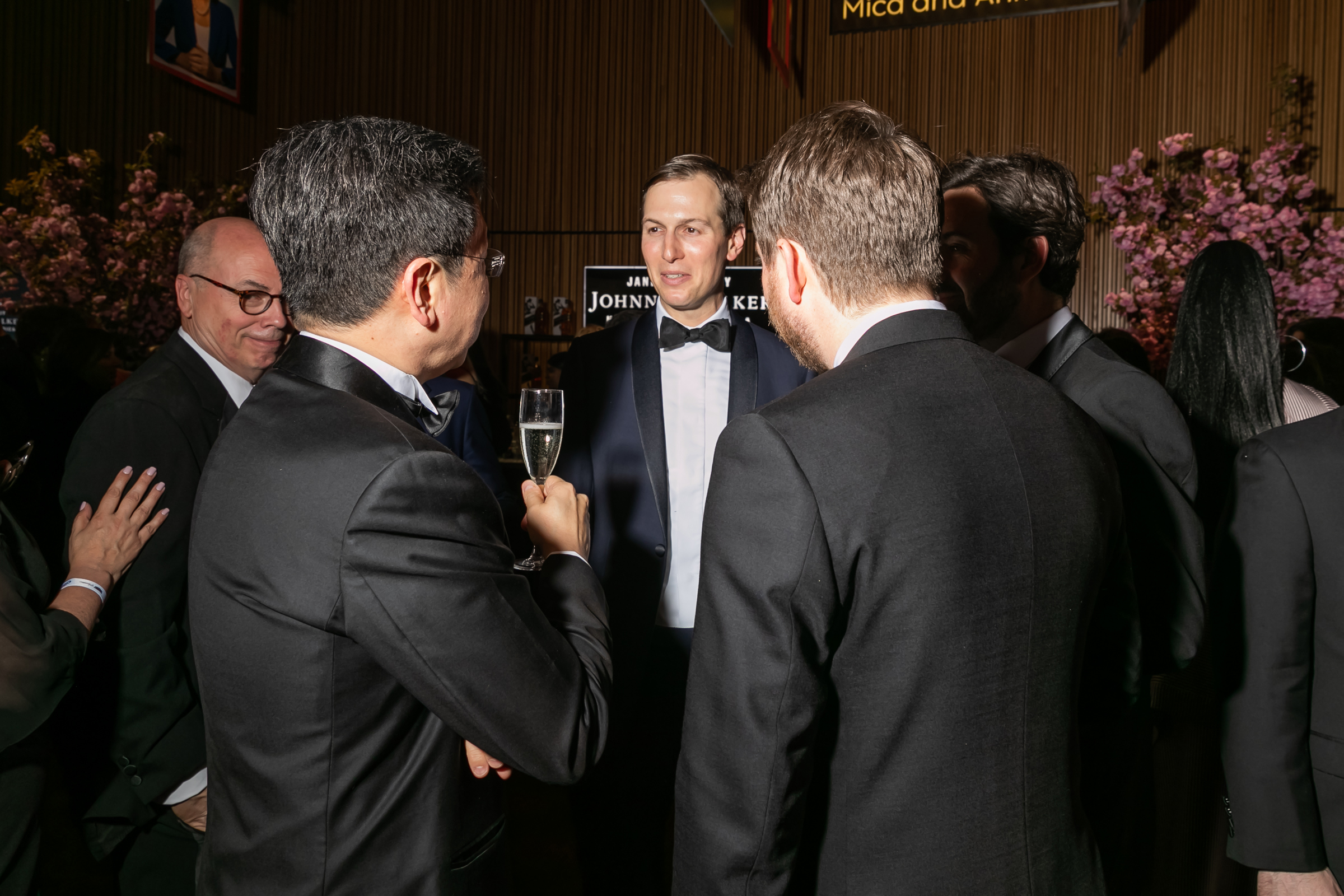 Jared Kushner at the Time 100 Gala at Jazz at Lincoln Center in New York City on April 23, 2019.