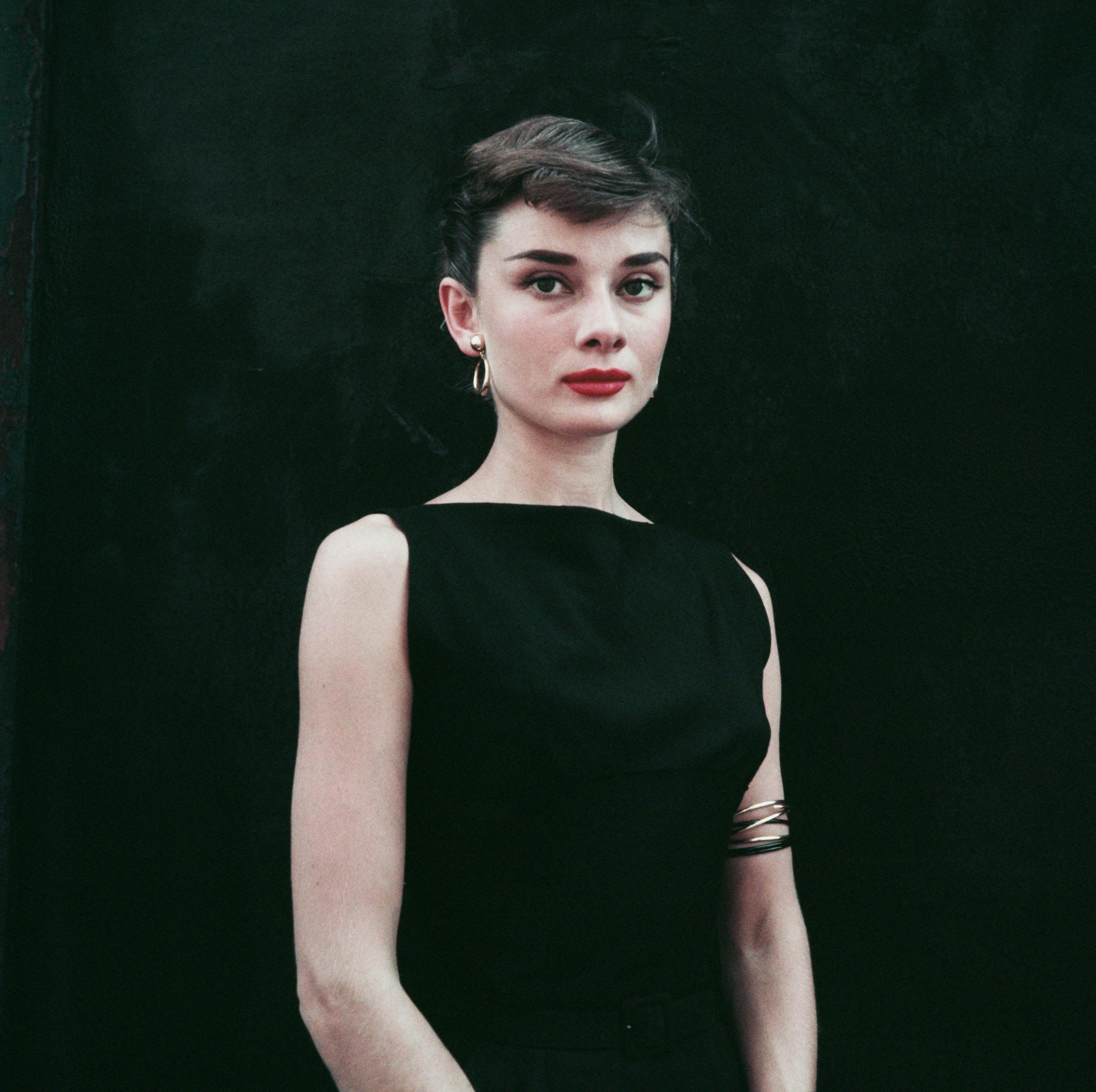Audrey Hepburn circa 1955