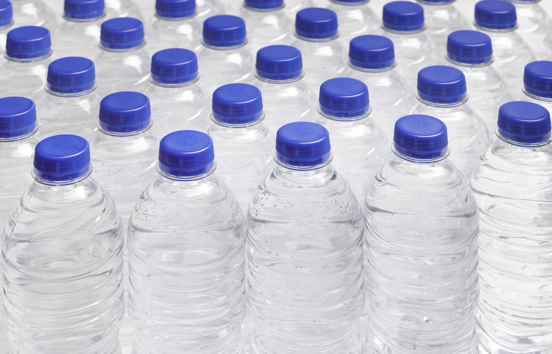 Should You Worry About Plastic Particles In Bottled Water? | Time
