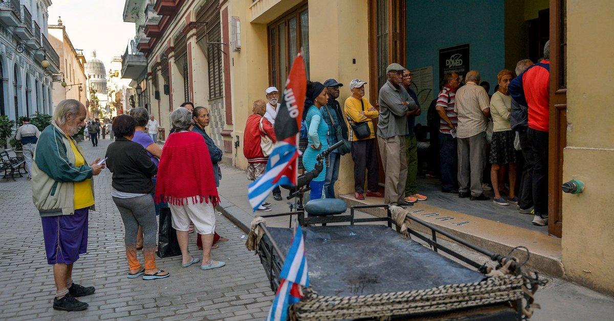 Cuba Braces for Economic Impact From Venezuela Crisis   Time