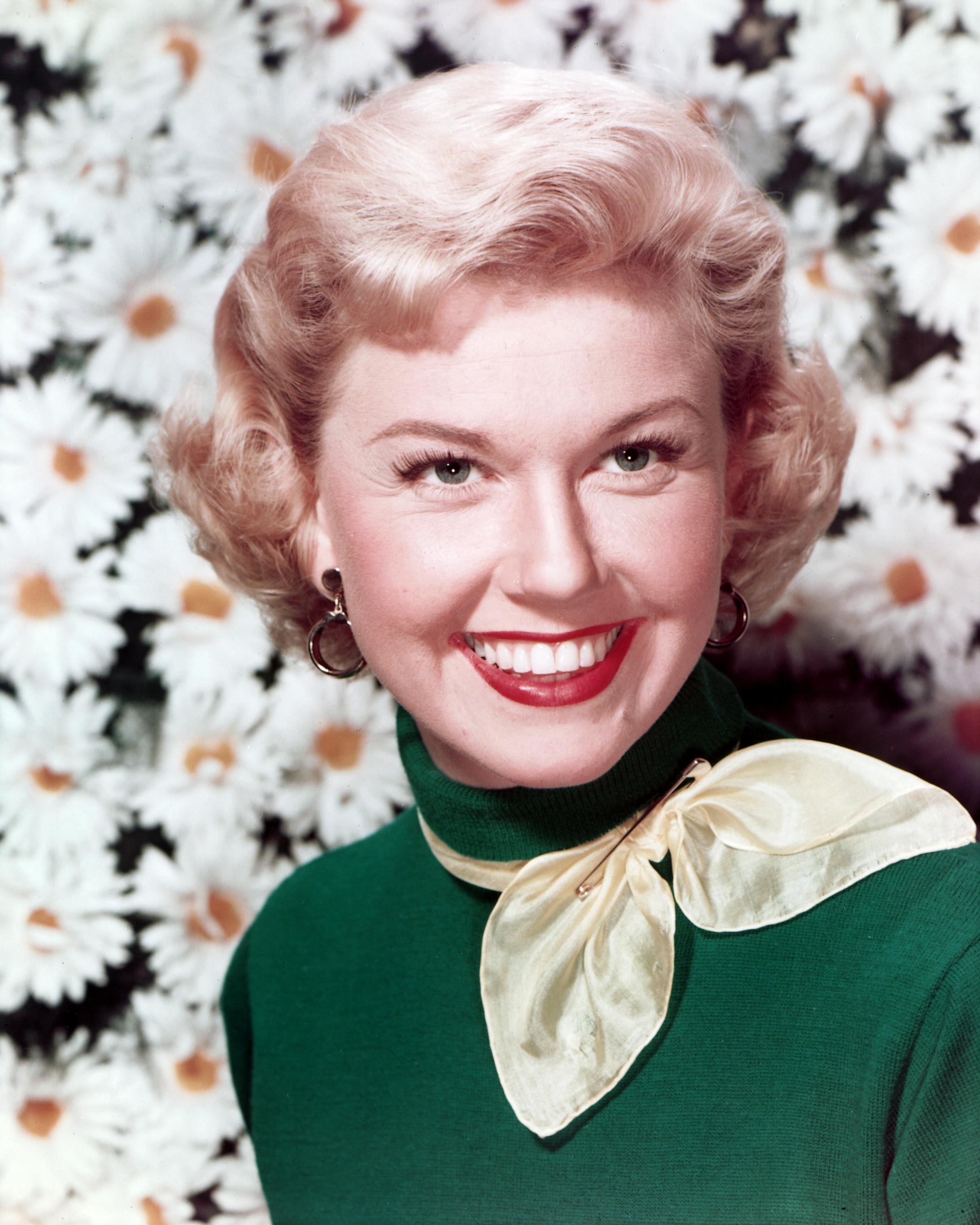 American actress Doris Day, circa 1960.