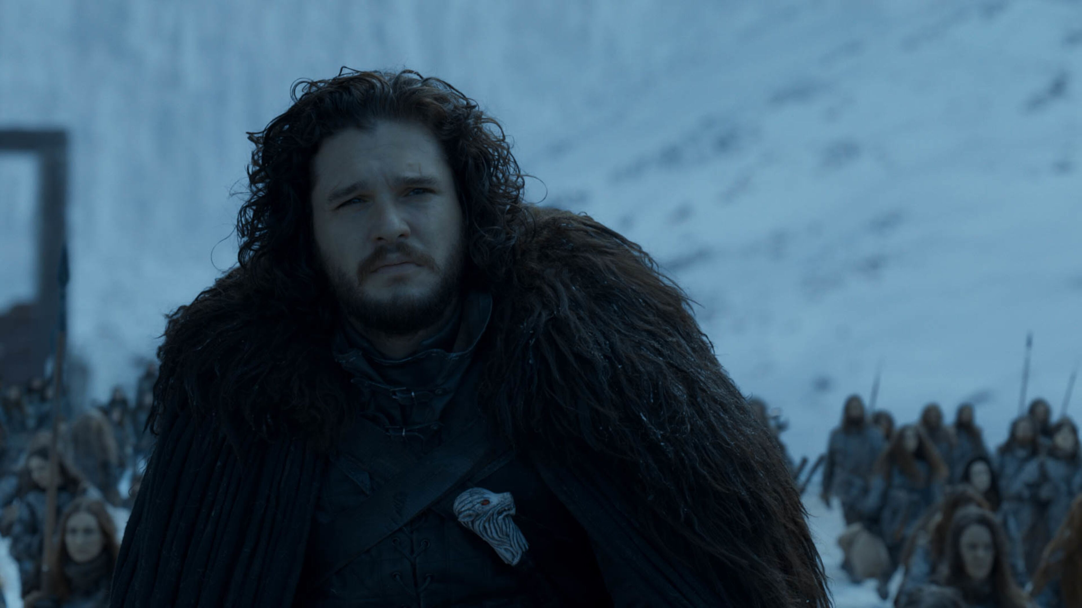 is jon snow dead season 8