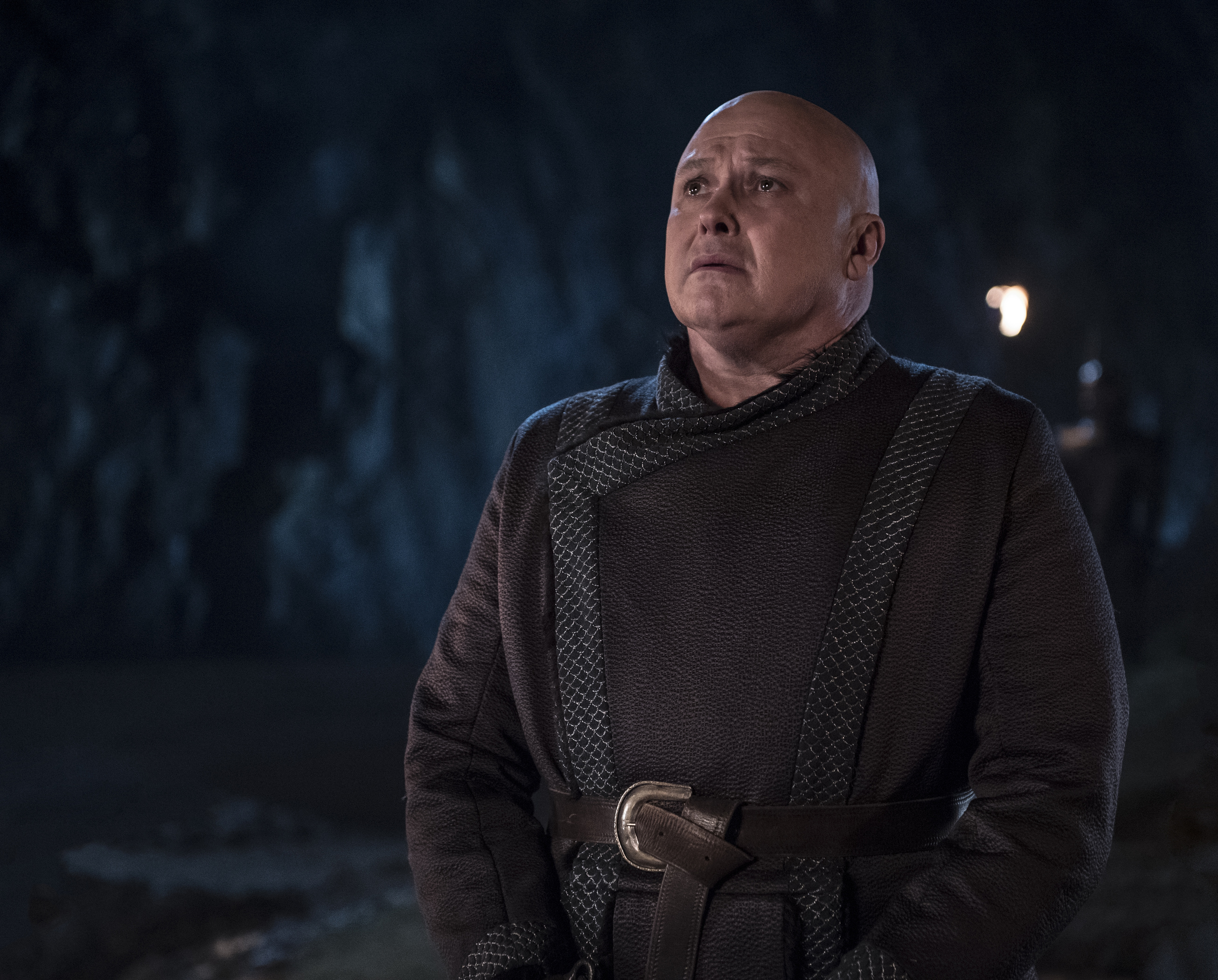 Varys appears before Dany in Game of Thrones season 8 episode 5