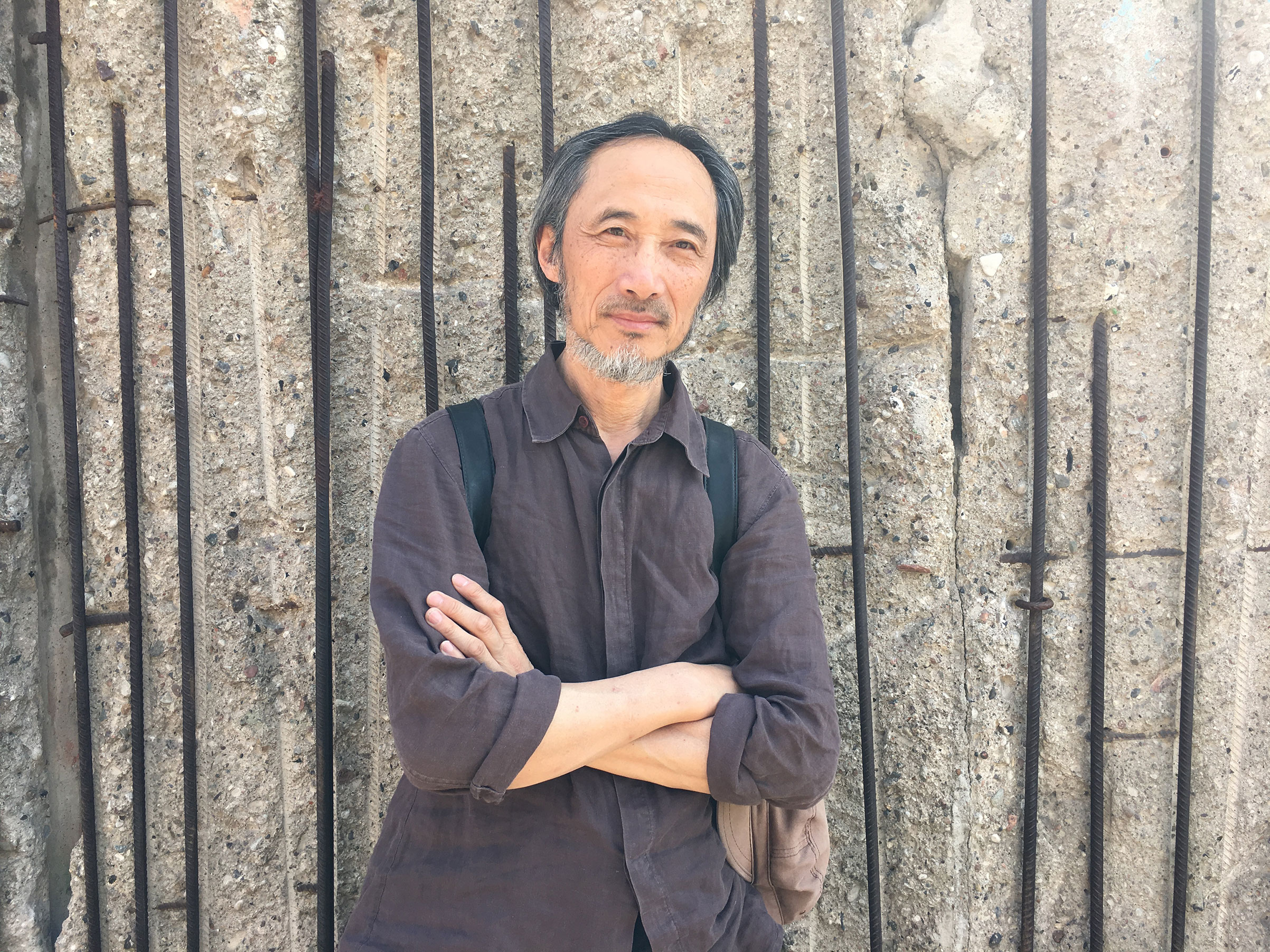Chinese author Ma Jian's books have been banned in his homeland for more than 30 years