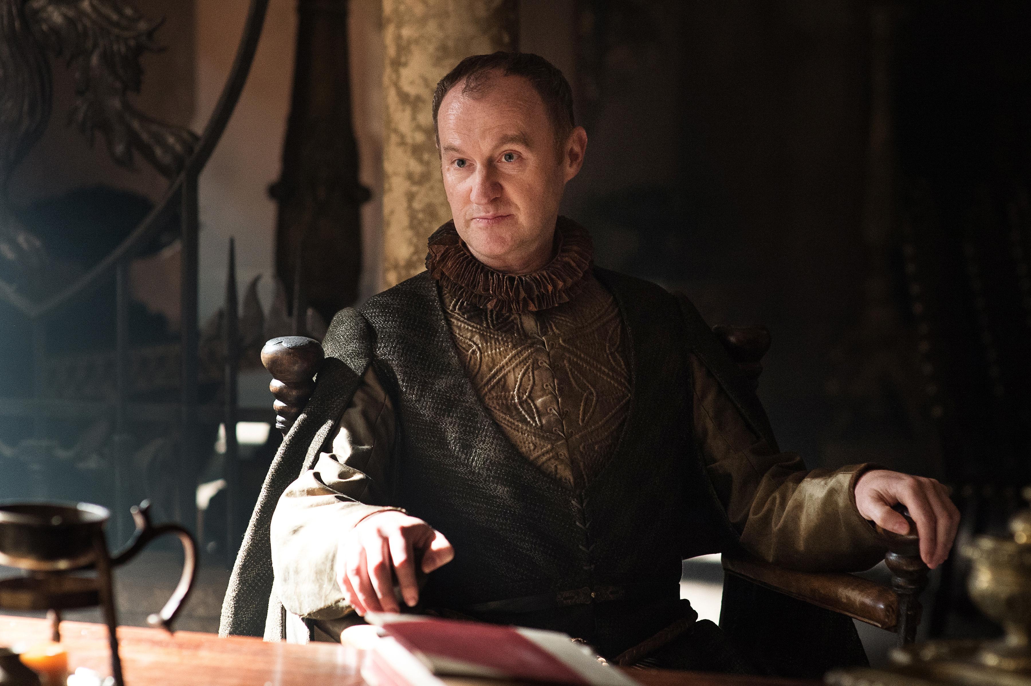 Mark Gattis in Game of Thrones