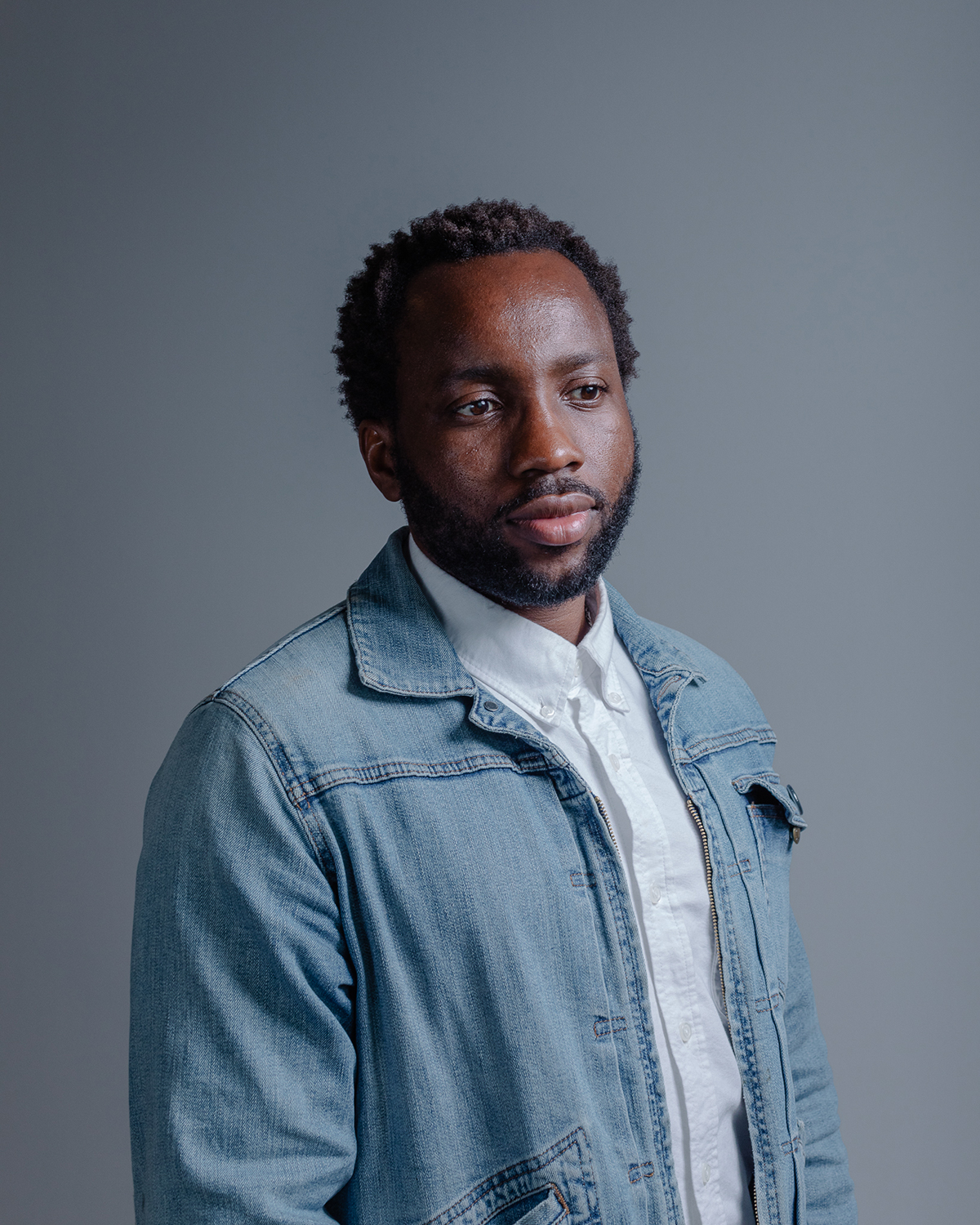Tunde Wey at MOAD in San Francisco on May 19, 2018.