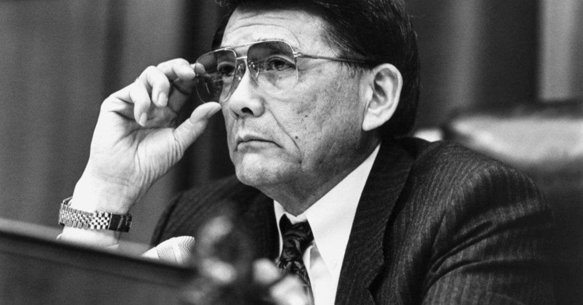 The U.S. Put Norman Mineta in an Incarceration Camp. Then He Went to Congress