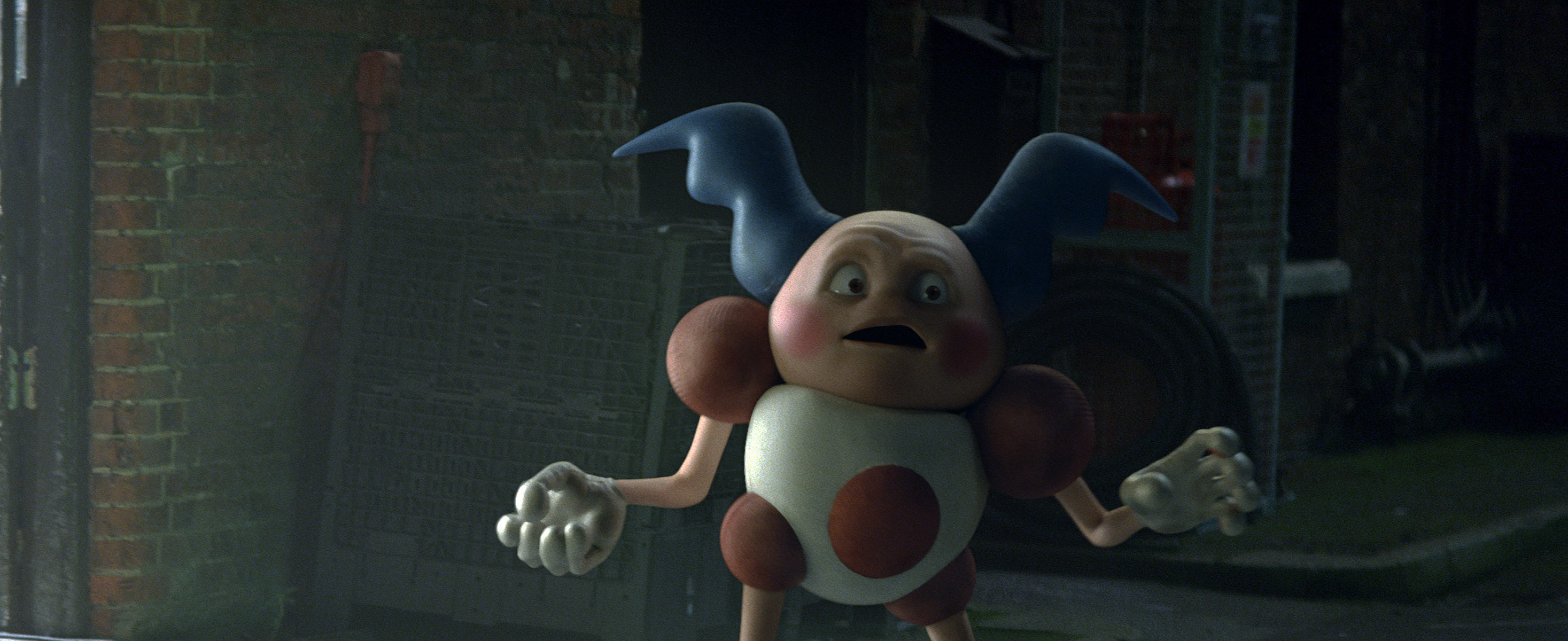 Mr. Mime in  Detective Pikacu.